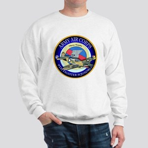 9th Fighter Squadron - Flying Knights - P40 Sweats