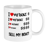 I love my Boat Mug