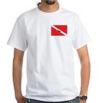 I love my Boat White T-Shirt