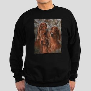 Irish Setter Sweatshirt (dark)