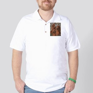 Irish Setter Golf Shirt