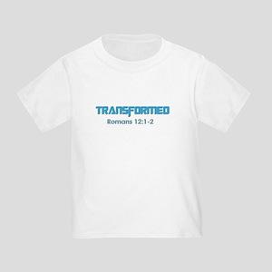 Transformed Toddler T-Shirt