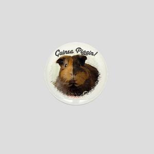 Guinea Piggin Mini Button