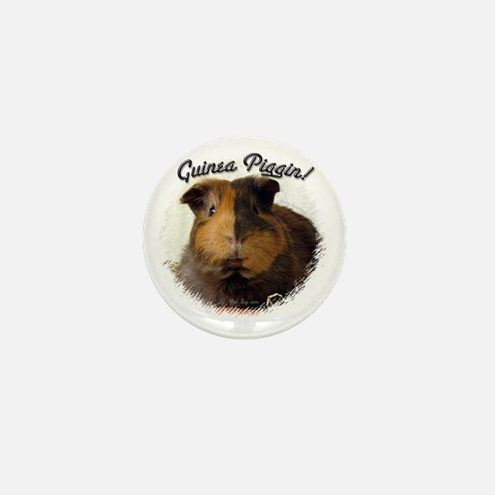 Guinea Piggin Mini Button