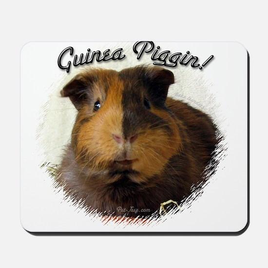 Guinea Piggin Mousepad
