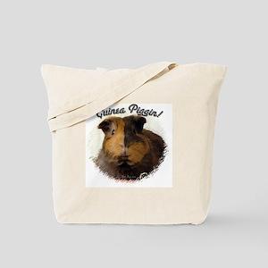 Guinea Piggin Tote Bag