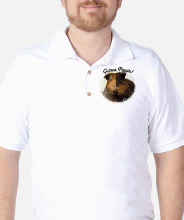 Guinea Piggin Golf Shirt