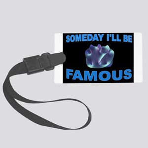 FAMOUS Luggage Tag