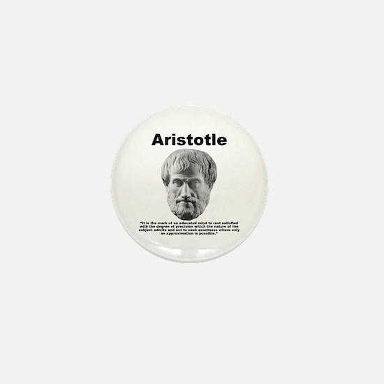 Aristotle Precision Mini Button