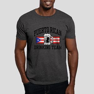 Puerto Rican Drinking Team Dark T-Shirt