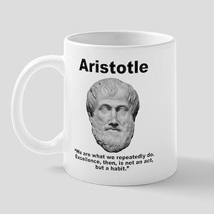 Aristotle Excellence Mug