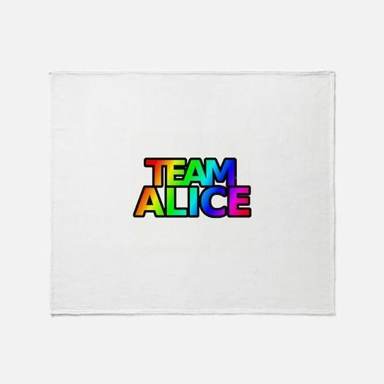 Cute Twighlight Throw Blanket