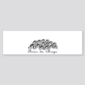 Tour de Boys Sticker (Bumper)