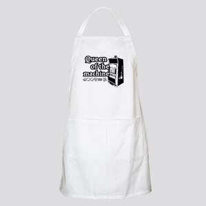 Queen of the machine Apron