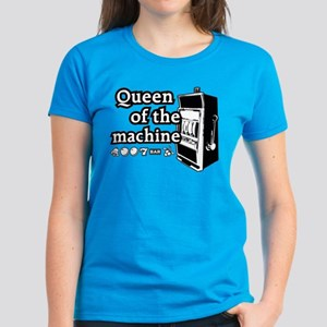 Queen of the machine Women's Dark T-Shirt