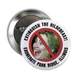 Anti-Hillary Park Ridge Button