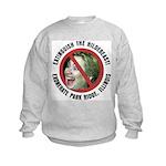 Anti-Hillary Park Ridge Kids Sweatshirt