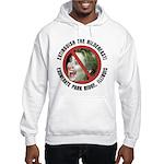Anti-Hillary Park Ridge Hooded Sweatshirt
