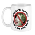 Anti-Hillary Park Ridge Mug