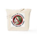 Anti-Hillary Park Ridge Tote Bag