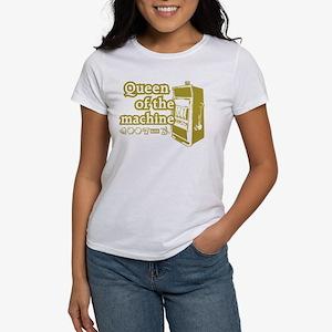 Queen of the machine Women's T-Shirt