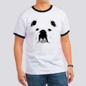 Bulldog Bacchanalia Ringer T