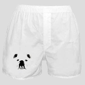 Bulldog Bacchanalia Boxer Shorts