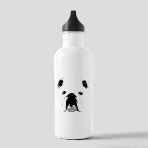 Bulldog Bacchanalia Stainless Water Bottle 1.0L