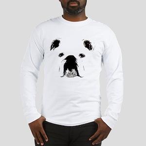 Bulldog Bacchanalia Long Sleeve T-Shirt