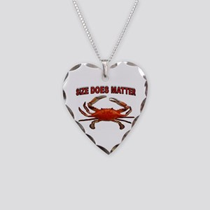 BIGGER THE BETTER Necklace Heart Charm
