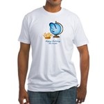 St.Earth Fitted T-Shirt