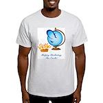 St.Earth Ash Grey T-Shirt