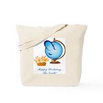 St.Earth Tote Bag