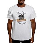 Keep Your Chin Up Light T-Shirt