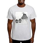 Volecano (no text) Light T-Shirt