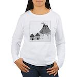 Volecano (no text) Women's Long Sleeve T-Shirt
