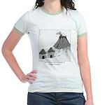 Volecano Jr. Ringer T-Shirt