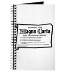 Support The Magna Carta ! Journal