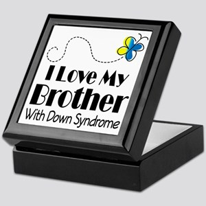 Down Syndrome Brother Keepsake Box