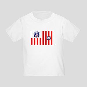 Coast Guard Reserve Toddler T-Shirt 1