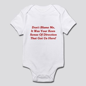 Don't Blame Me - Lost Infant Bodysuit
