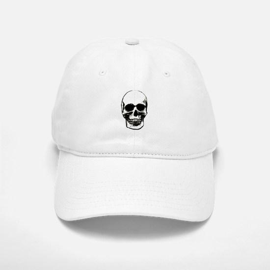 Male Skull Baseball Baseball Cap
