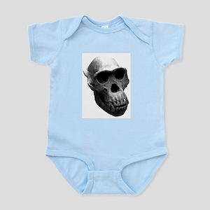 Chimpanzee Skull Infant Creeper