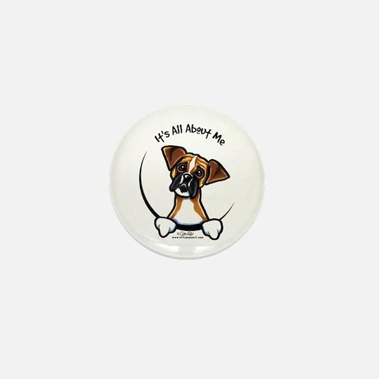 Funny Boxer Mini Button