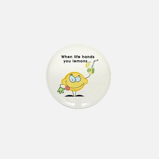 Making Lemonade Mini Button