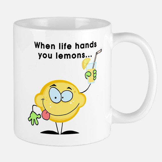 Making Lemonade Mug