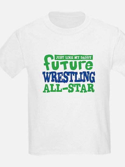 Future Wrestling All Star Boy T-Shirt