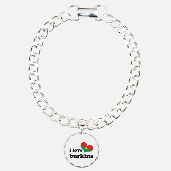 i love burkina Bracelet