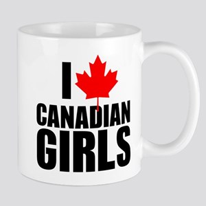 i heart canadian girls Mug