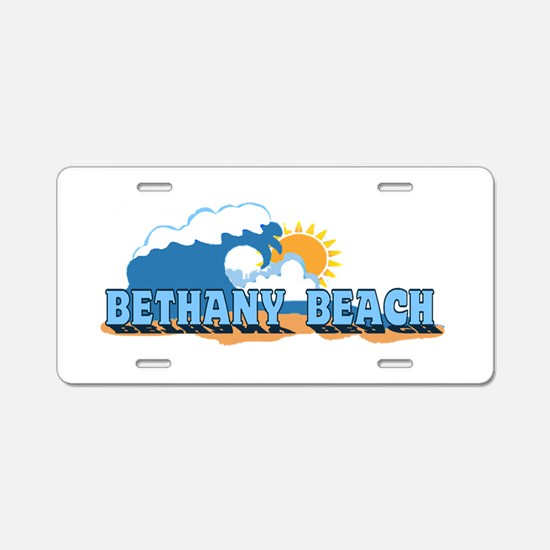 Bethany Beach DE - Waves Design Aluminum License P